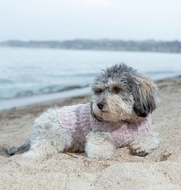 Barefoot Dreams Cozy Chic Ribbed Pet Sweater