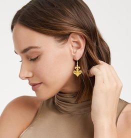 Julie Vos Julie Vos Fleur-de-Lis Midi Earring