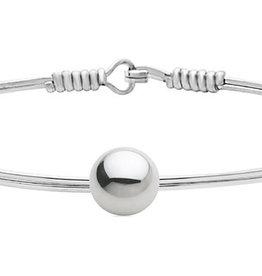 Ronaldo Ronaldo You are Chosen Silver Bracelet