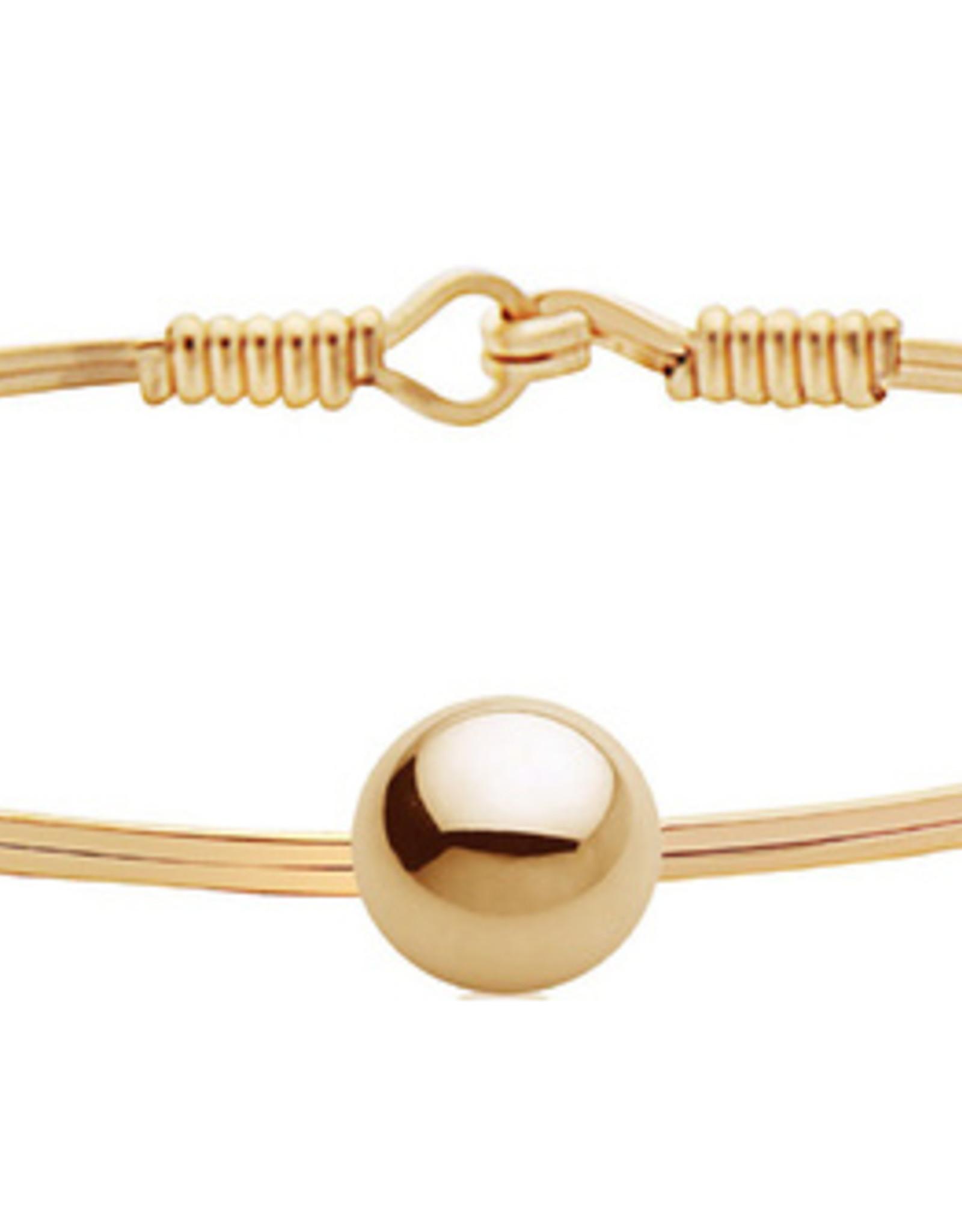 Ronaldo Ronaldo You are Chosen Gold Bracelet