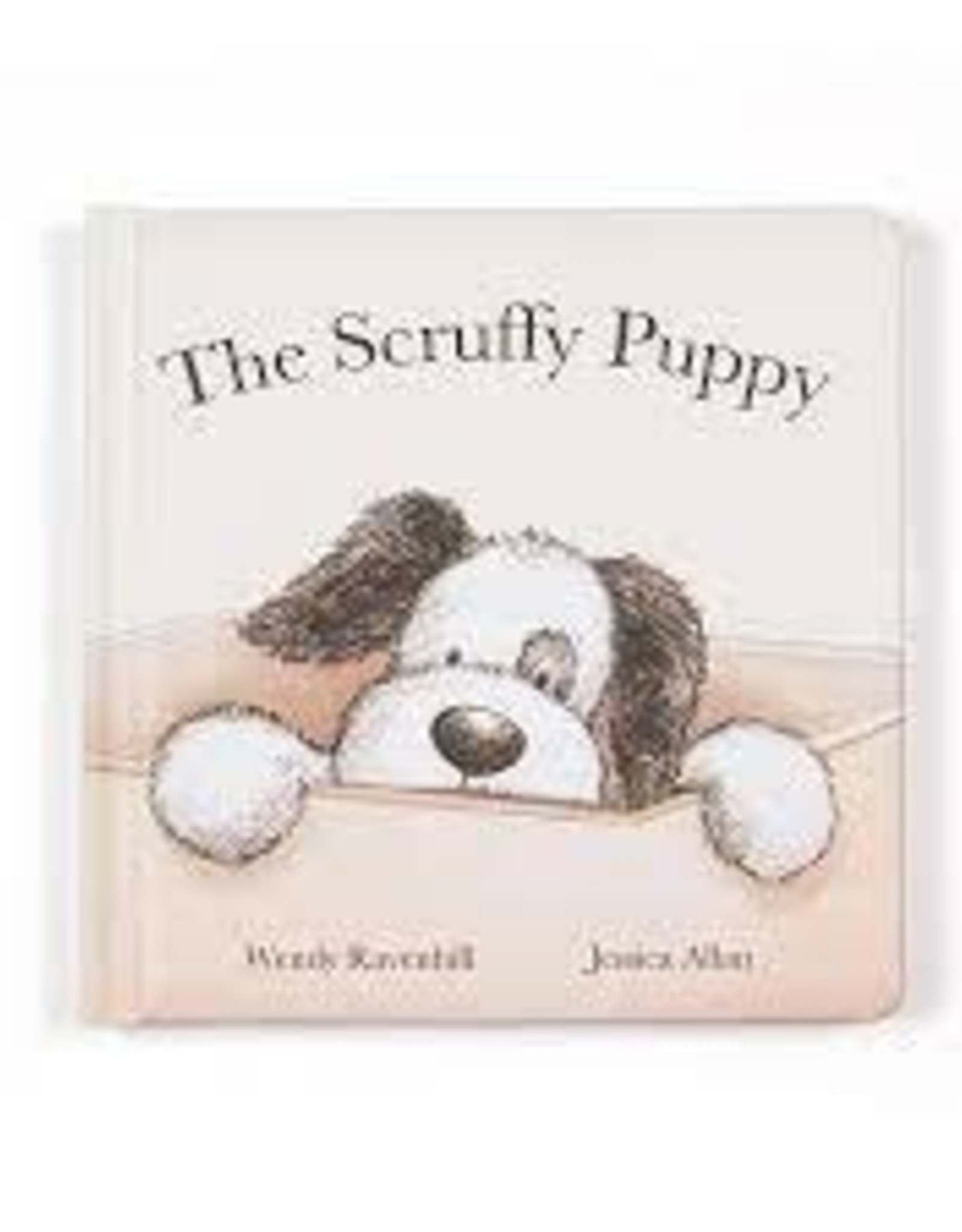 Jellycat Inc. Jellycat The Scruffy Puppy Book
