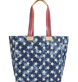 Consuela Conseula Star Checked Out Tote