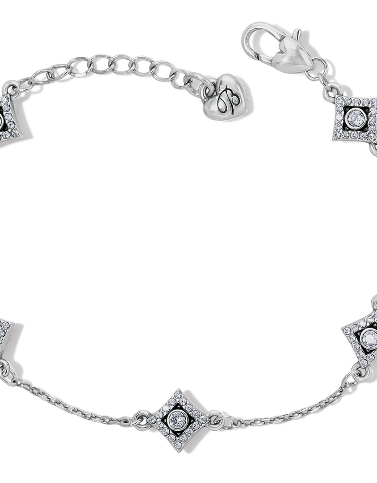Brighton Illumina Diamond Soft Bracelet - Silver