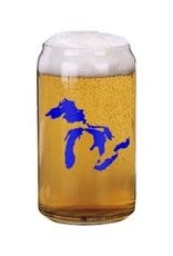 City Bird Great Lakes Can Glass