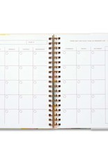Compendium Compendium 17 Month Undated Planner