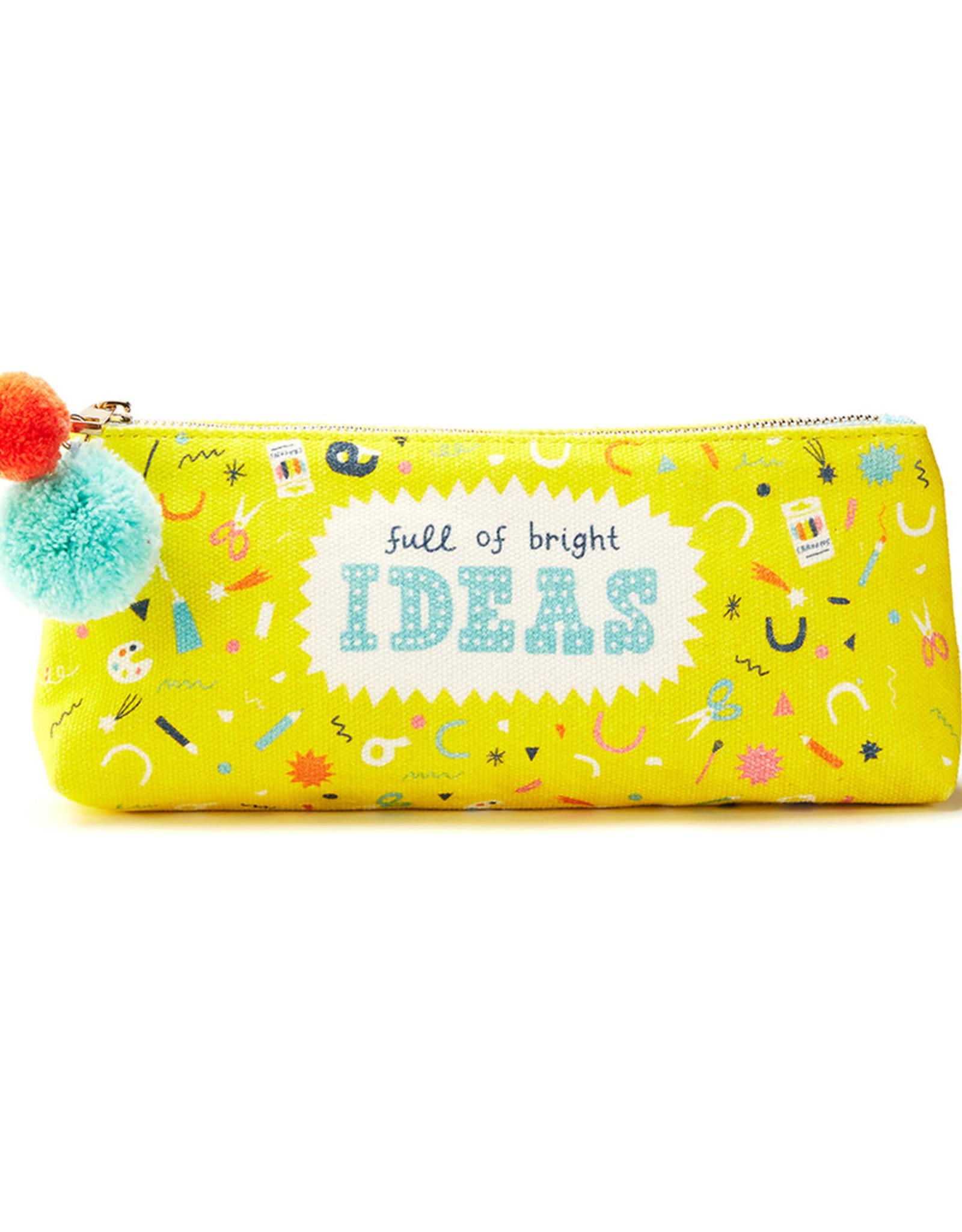 Compendium Compendium Bright Ideas Pencil Pouch