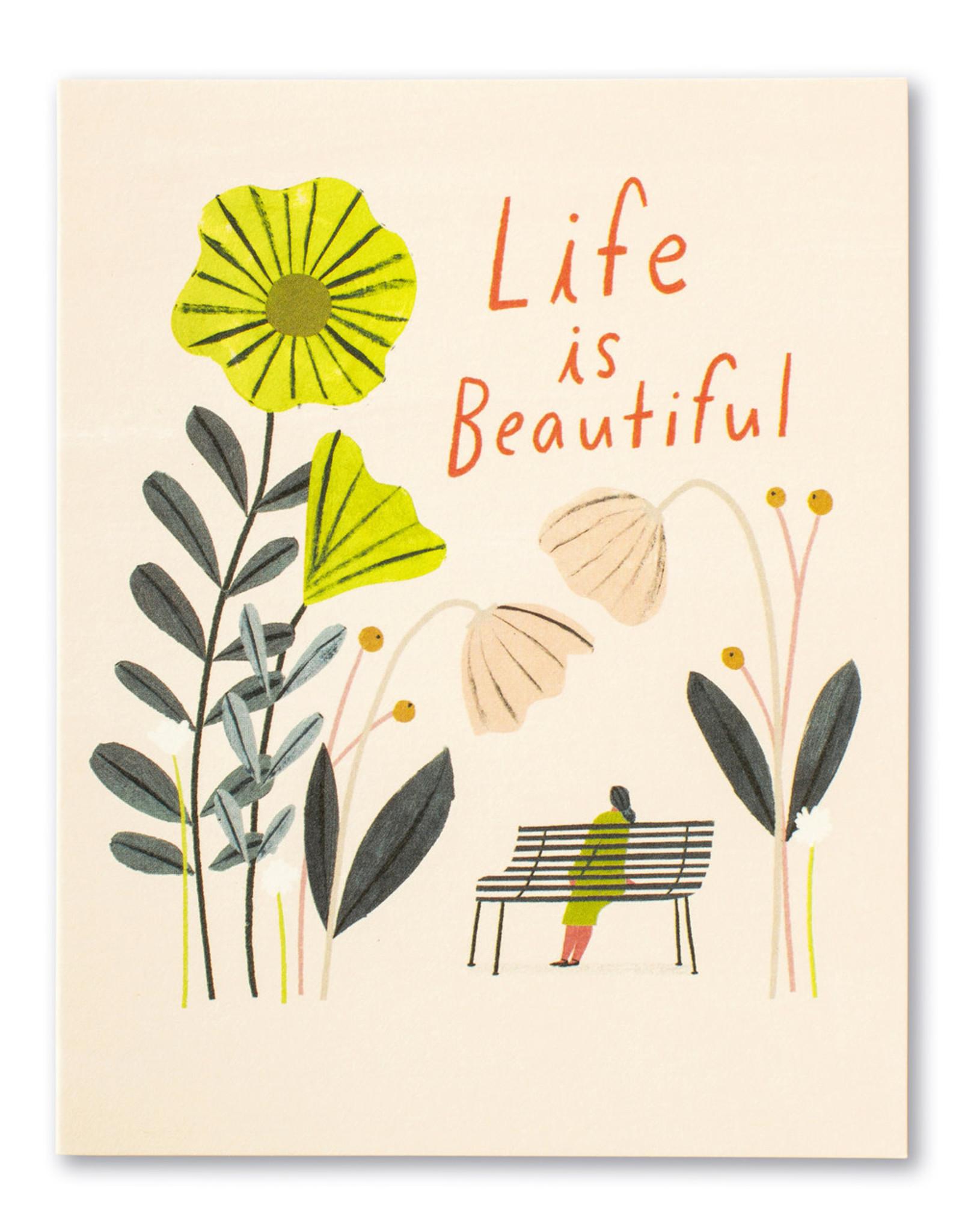 Compendium Compendium GC - Life is Beautiful