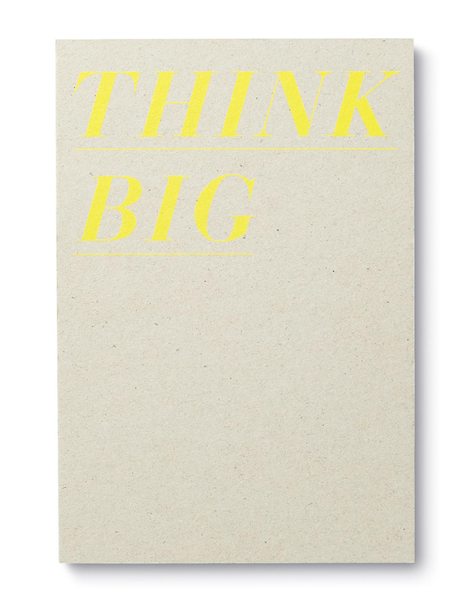 Compendium Compendium Think Big Journal