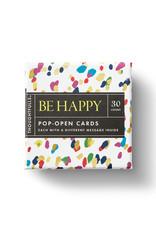 Compendium Compendium Thoughtfuls - Be Happy