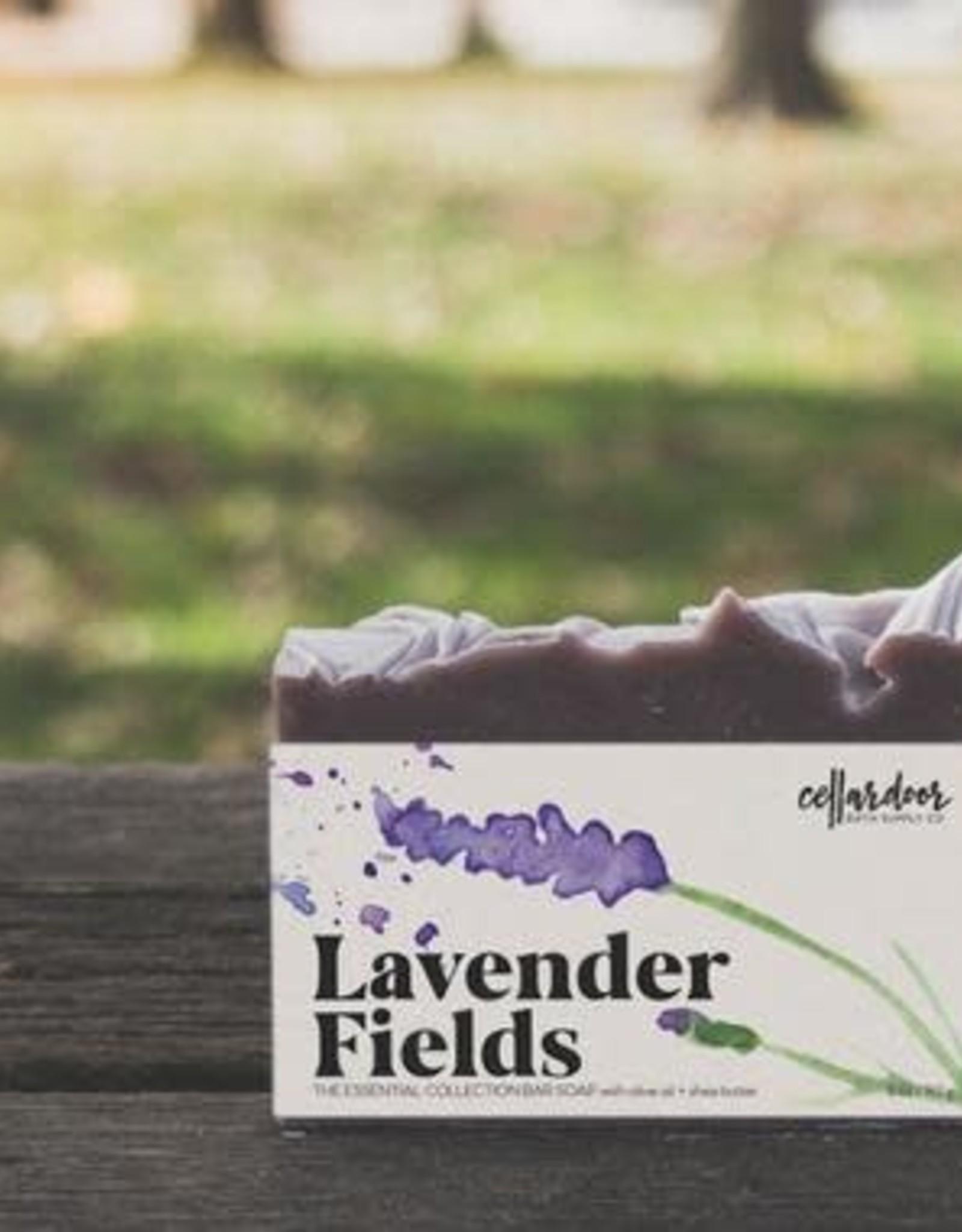 CellarDoor CellarDoor Bar Soap - Lavender Fields
