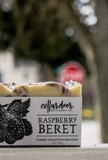 CellarDoor CellarDoor Bar Soap - Raspberry Beret