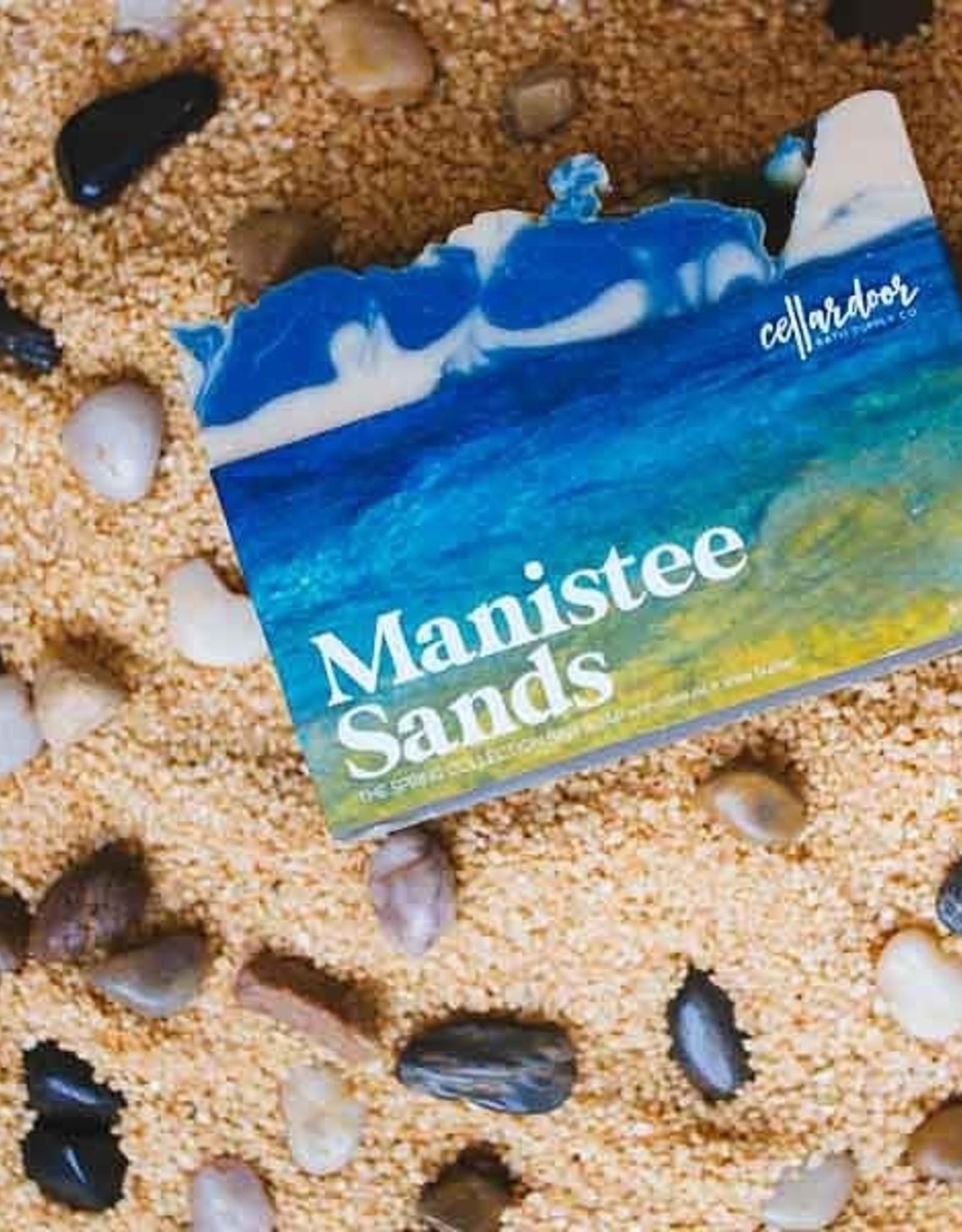 CellarDoor CellarDoor Bar Soap - Manistee Sands