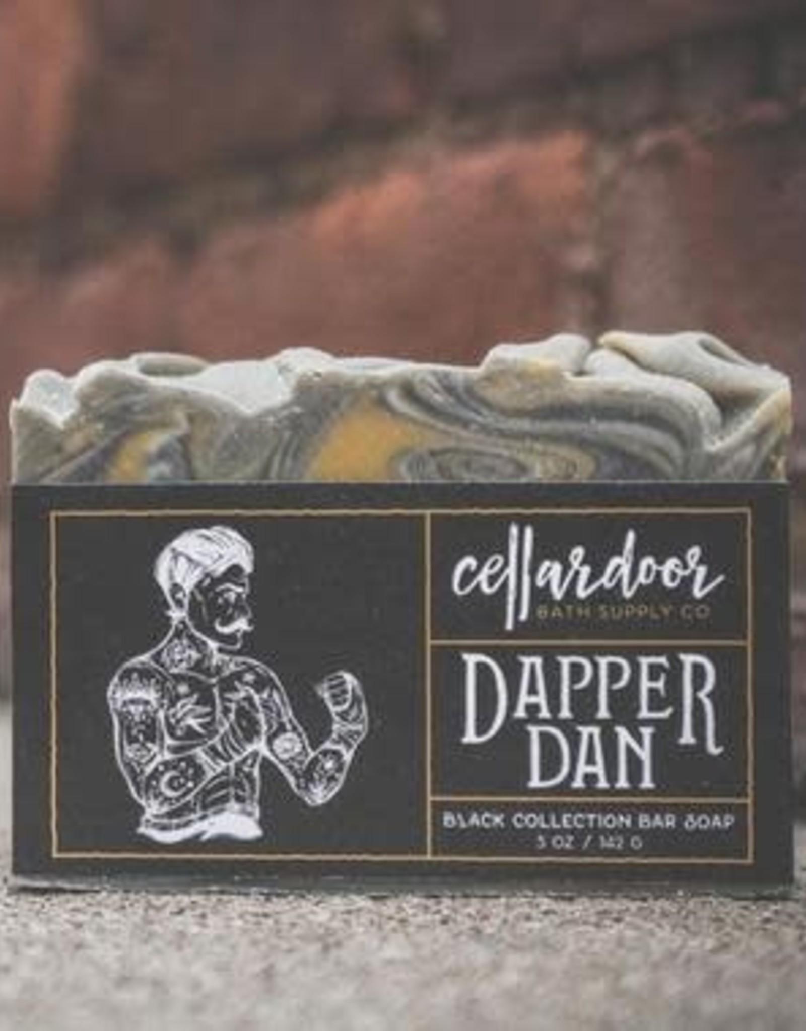 CellarDoor CellarDoor Bar Soap - Dapper Dan