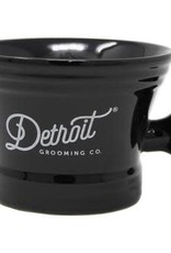 Detroit Grooming Co. Detroit Grooming Co. - Apothecary Shave Mug