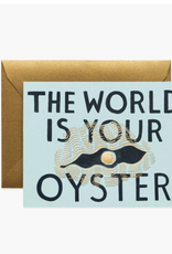 Rifle Paper Co. RPC GC   The World is Your Oyster