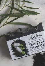 CellarDoor CellarDoor Bar Soap | Tea Tree & Charcoal