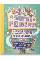 Compendium Compendium Super Powers Activity Boook