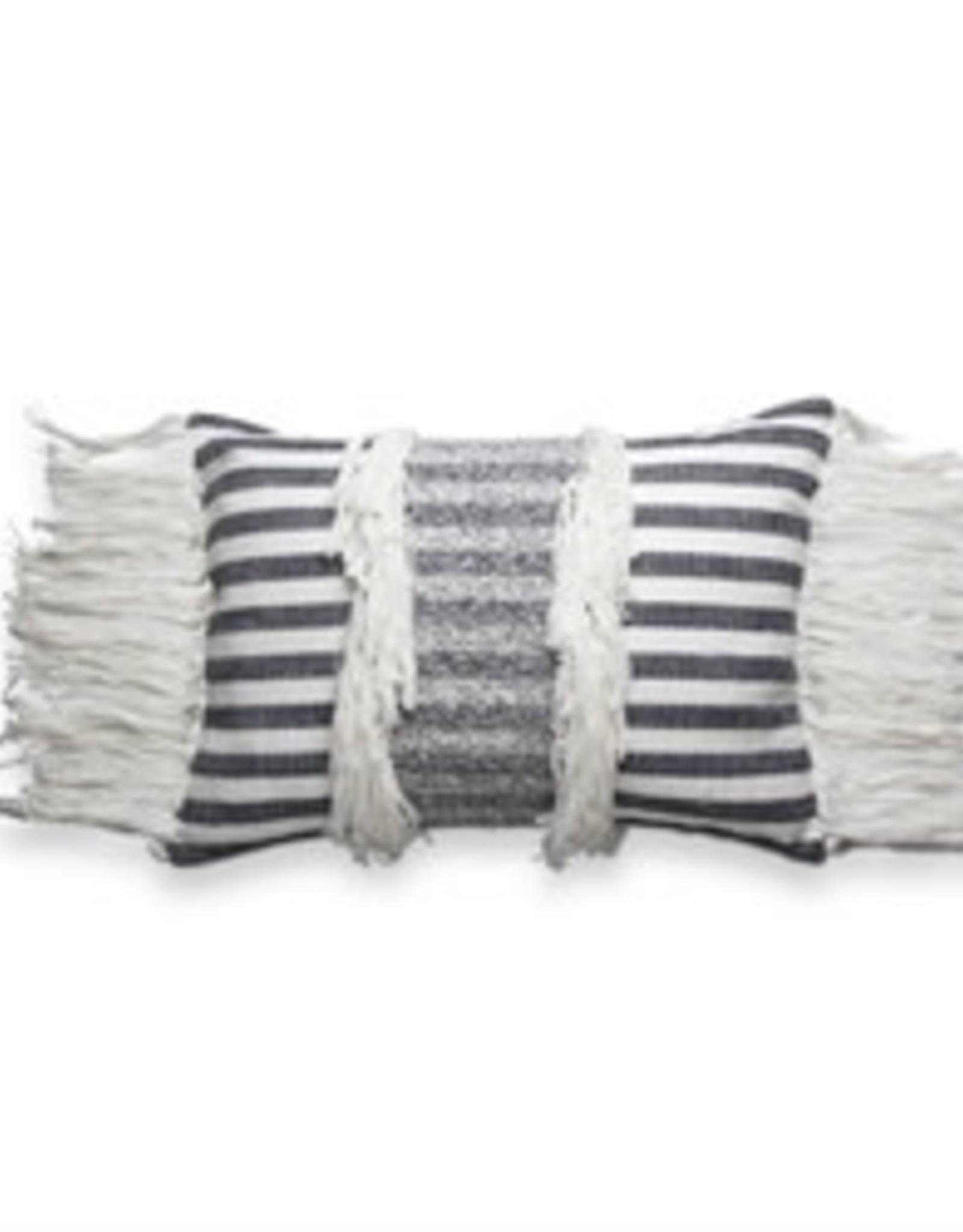 Tag TAG   Janis Textured Stripe Pillow