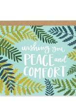 1Canoe2 1Canoe2 GC  Wishing Peace Floral