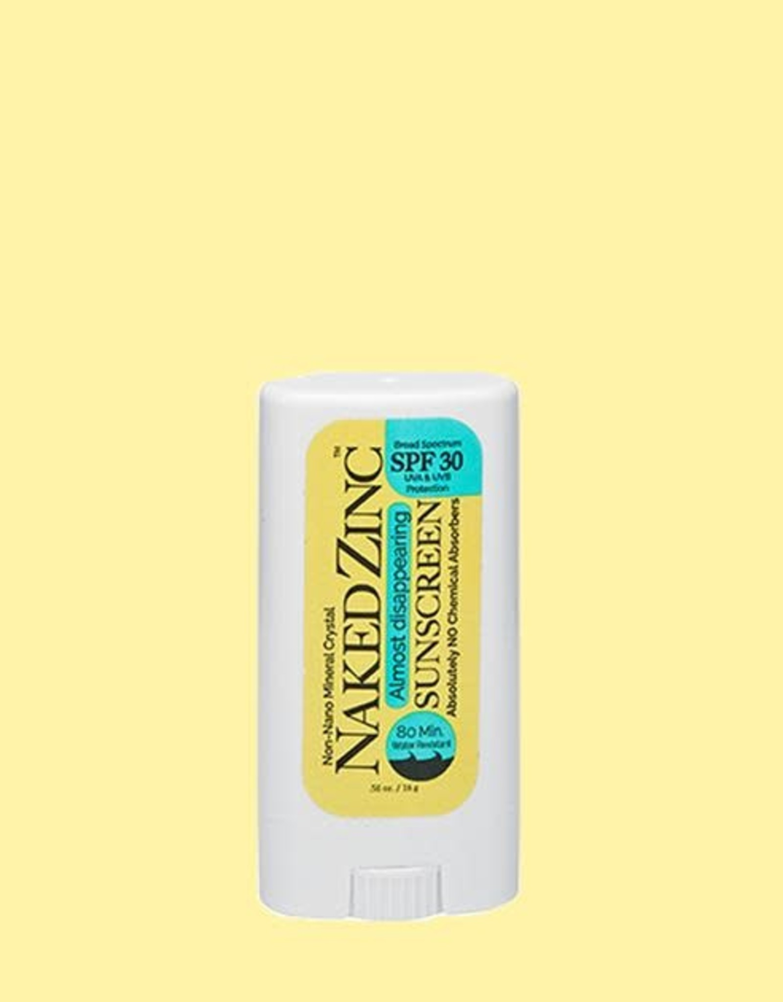 The Naked Bee The Naked Bee | Naked Zinc SunStick SPF30