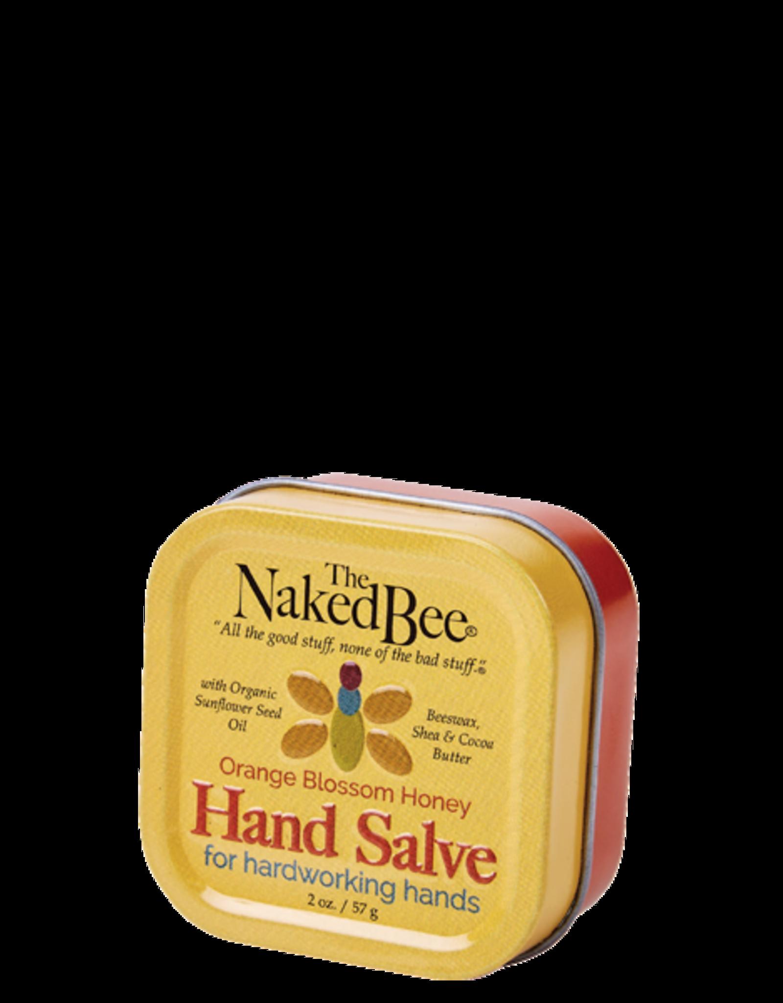 The Naked Bee The Naked Bee | Orange Blossom Honey Hand Salve