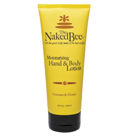 The Naked Bee The Naked Bee   Coconut & Honey Hand and Body Lotion 6.7oz