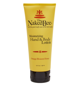 The Naked Bee The Naked Bee   Orange Blossom & Honey Hand and Body Lotion 6.7oz