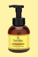 The Naked Bee The Naked Bee   Orange Blossom & Honey Foaming Hand Soap 12oz