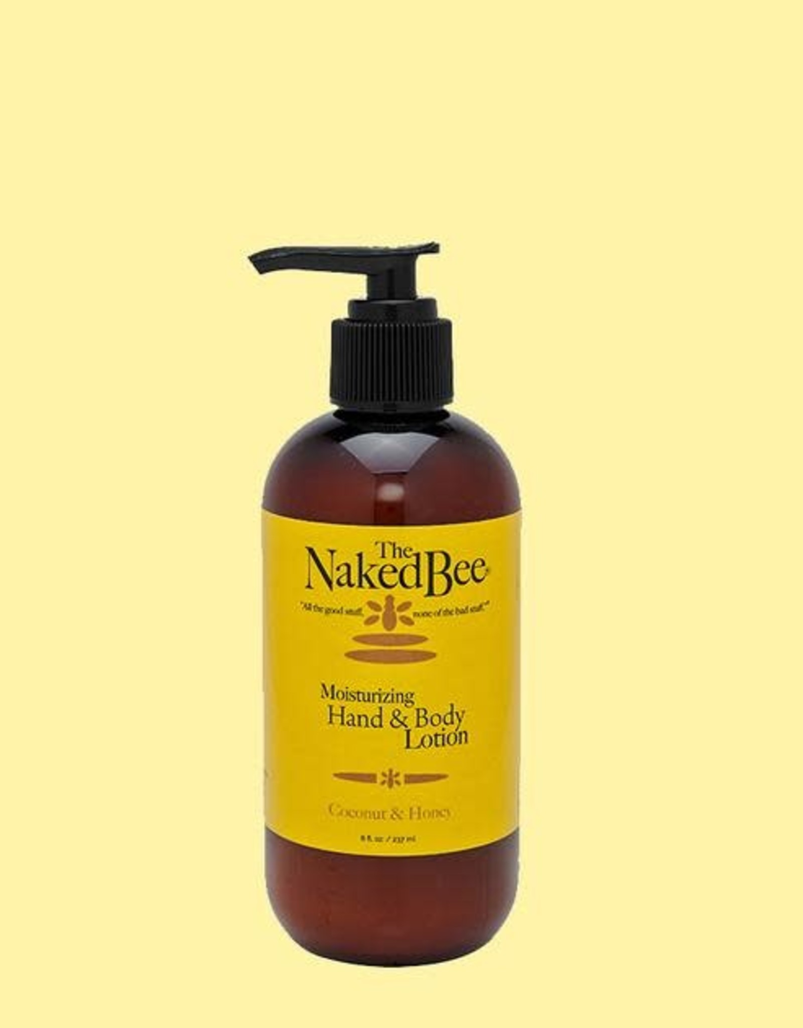 The Naked Bee The Naked Bee | Coconut & Honey Hand and Body Lotion 8oz