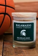 Kalamazoo Candle   MSU Spartans 10oz Jar