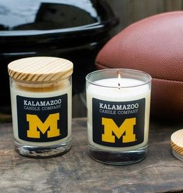 Kalamazoo Candle Co. Kalamazoo Candle Co. | UofM Wolverines 10oz Jar