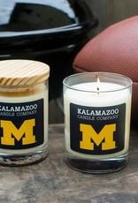 Kalamazoo Candle Co. Kalamazoo Candle Co.   UofM Wolverines 10oz Jar