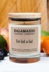 Kalamazoo Candle Co. Kalamazoo Candle Co. | I've Got a Gal 10oz Jar
