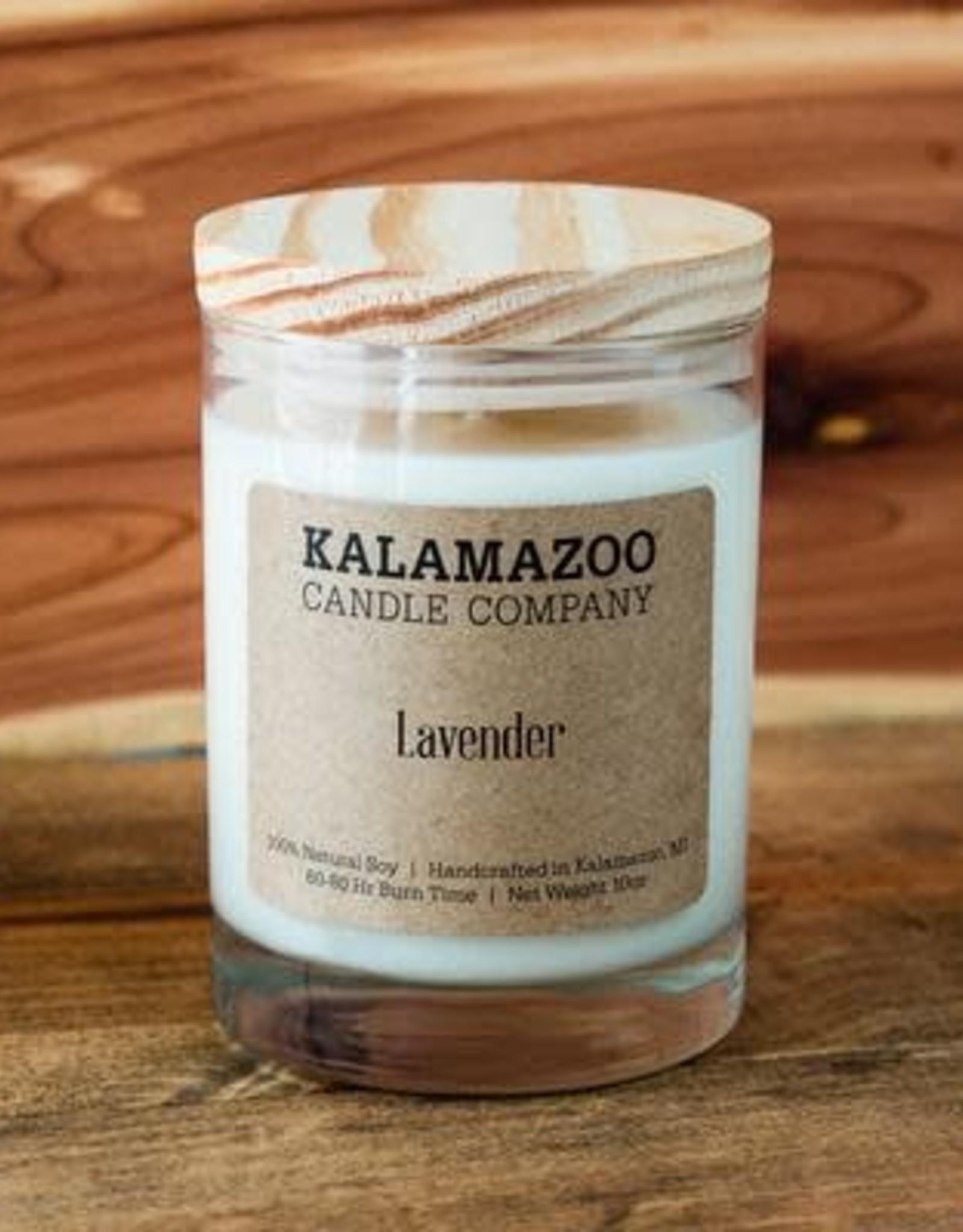 Kalamazoo Candle Co. Kalamazoo Candle Co.   Lavender 10oz Jar