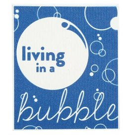 Stephan Baby Baby Washcloth   Living in a Bubble