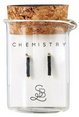 Santa Barbara Chemistry Earrings   Carbon