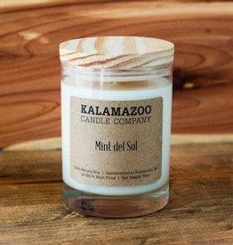 Kalamazoo Candle Co. Kalamazoo Candle Co. 10oz Jar | Mint Del Sol