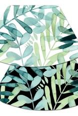 CounterArt Wedge Placemat – Gossamer Palms
