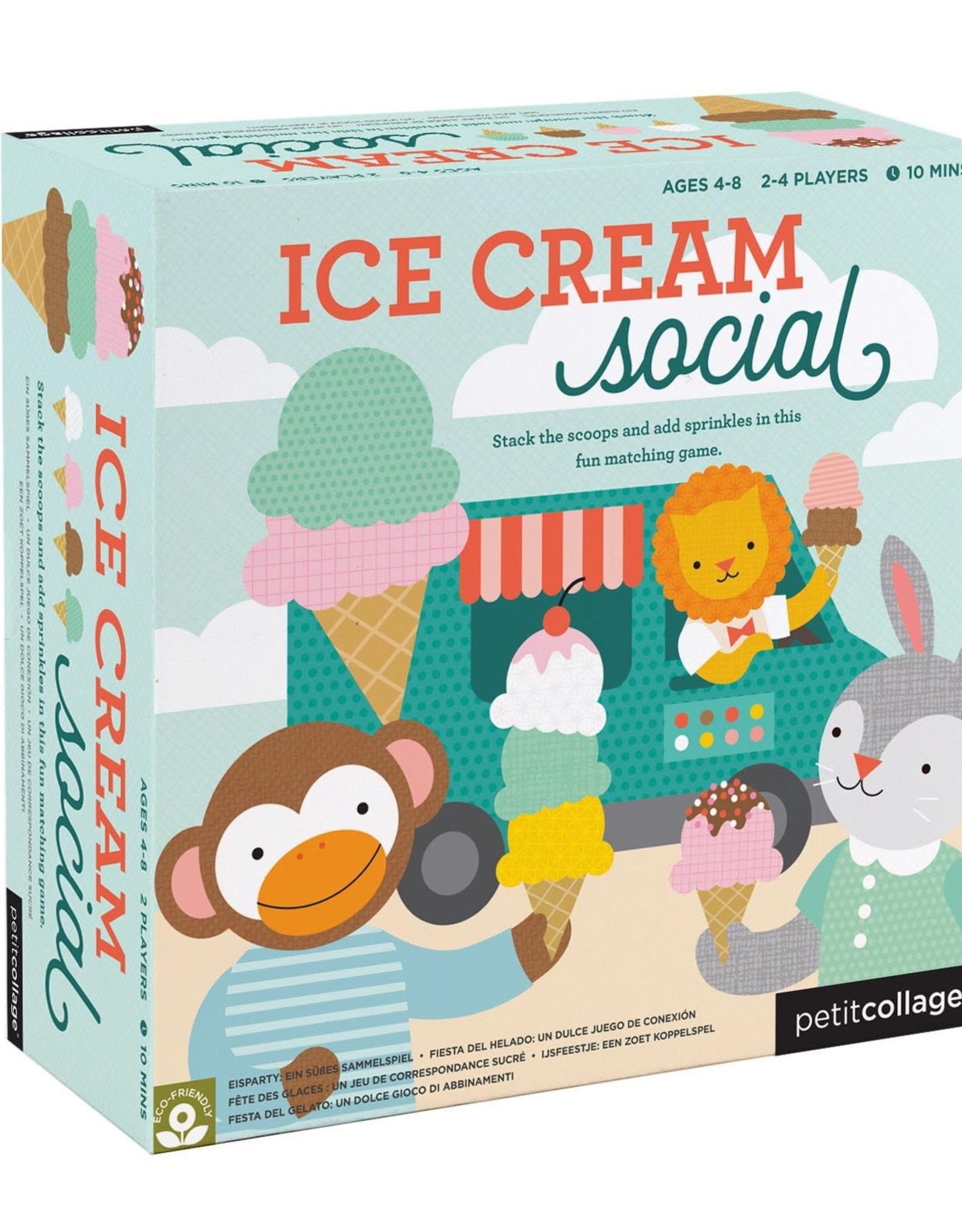 Petit Collage   Ice Cream Social