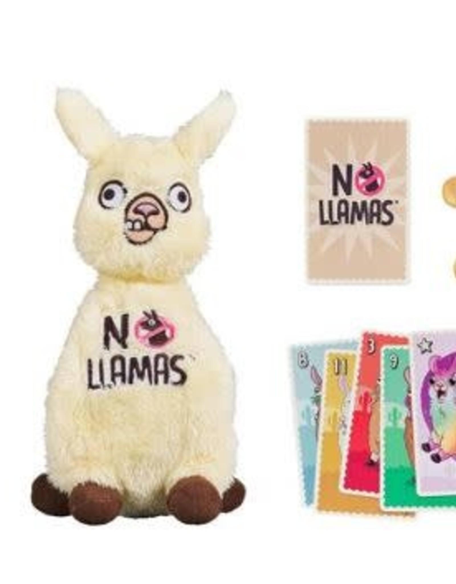 Ridley's No Llamas Game