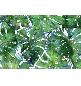 CounterArt Paper Placemats 24pc set – Palms