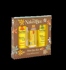 The Naked Bee The Naked Bee | Orange Blossom Honey Mini Bee Kit