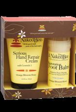 The Naked Bee   Hand & Foot Repair Kit