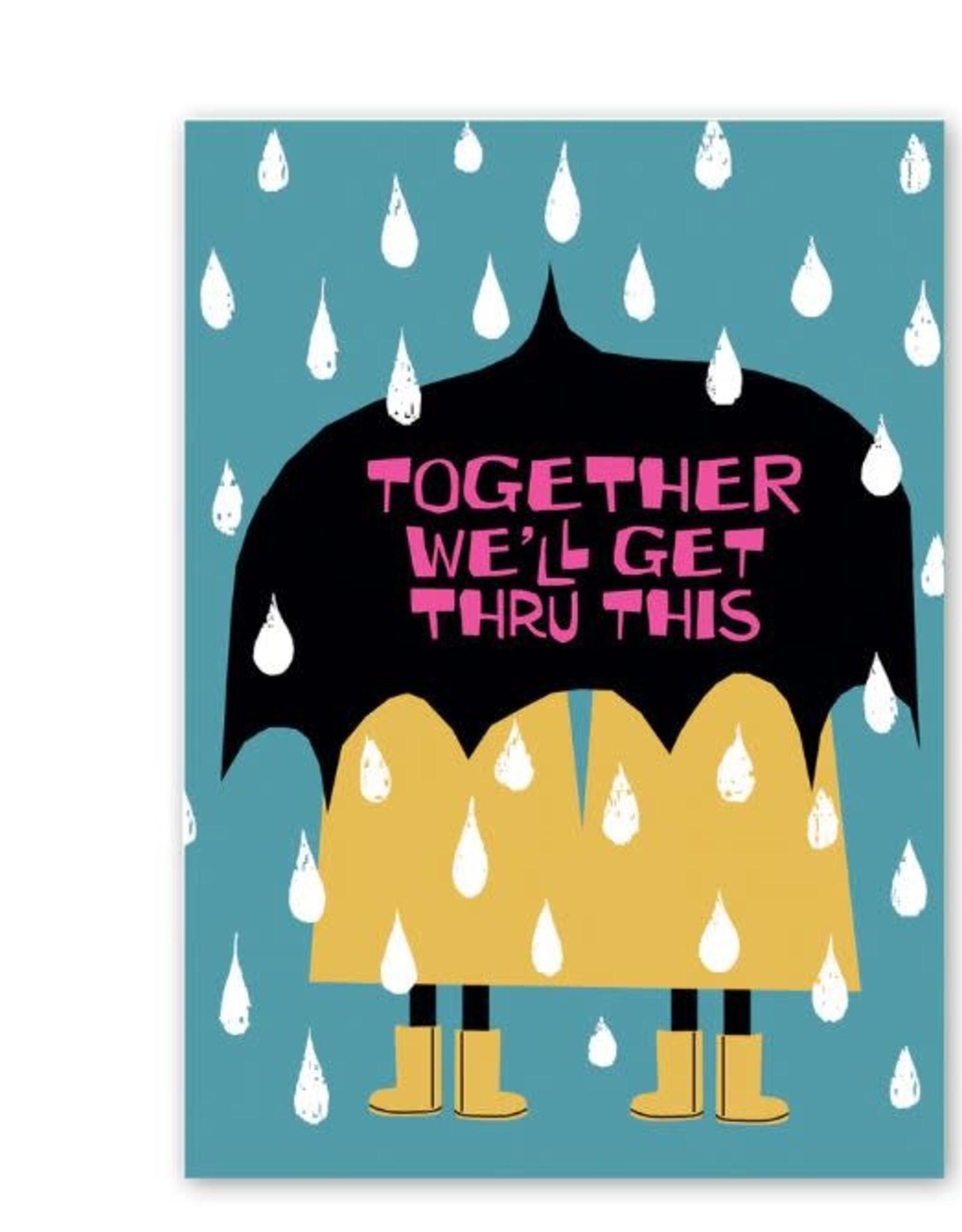 Rock Scissors Paper RSP | Umbrella for Two GC