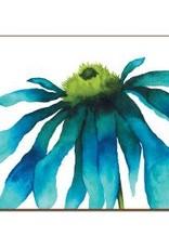 CounterArt Hardboard Placemat Boxed 4pk   watercolor flower