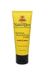 The Naked Bee The Naked Bee | 2.25 oz. Coconut & Honey Hand & Body Lotion