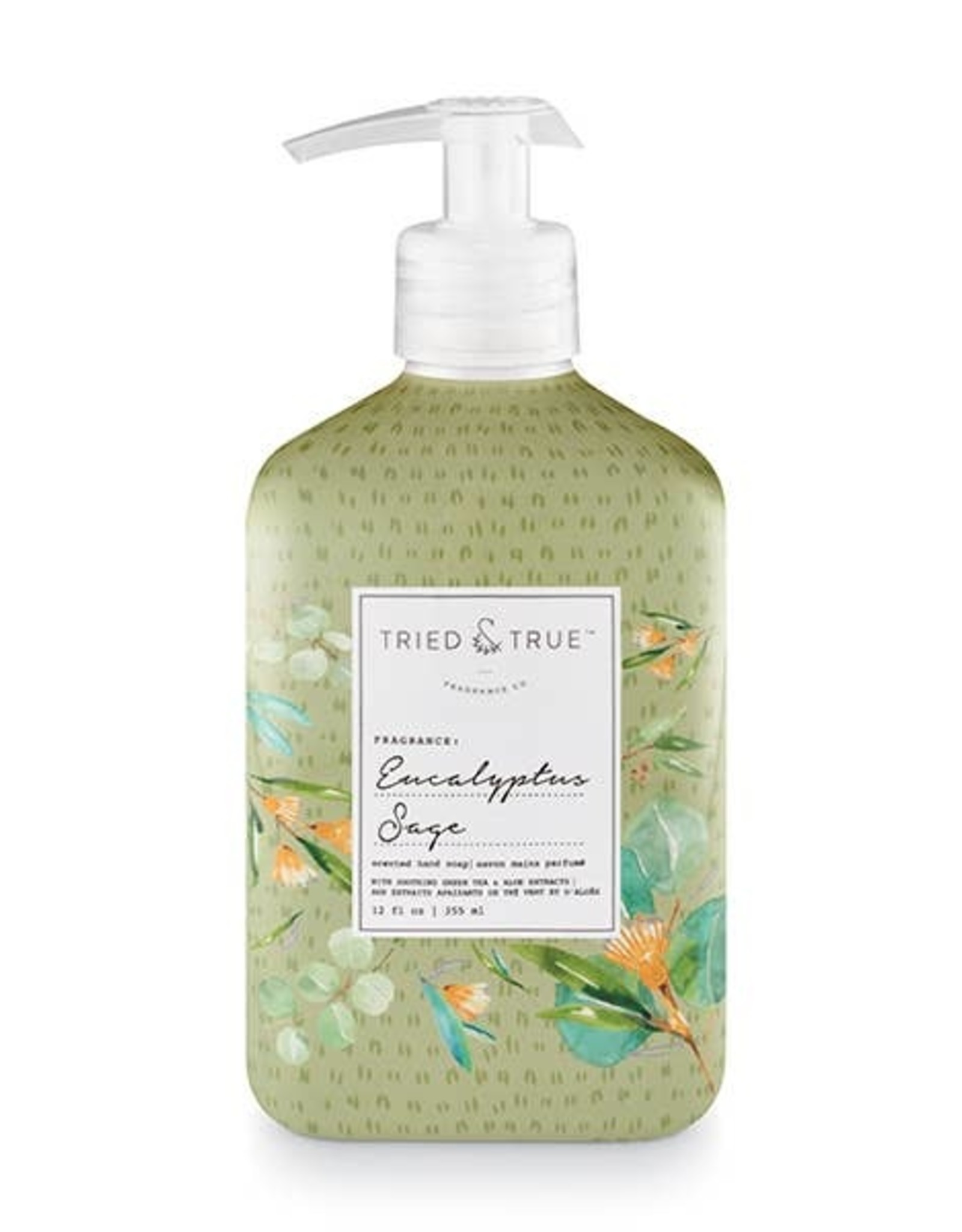 Tried & True Tried & True   Eucalyptus & Sage Hand Wash