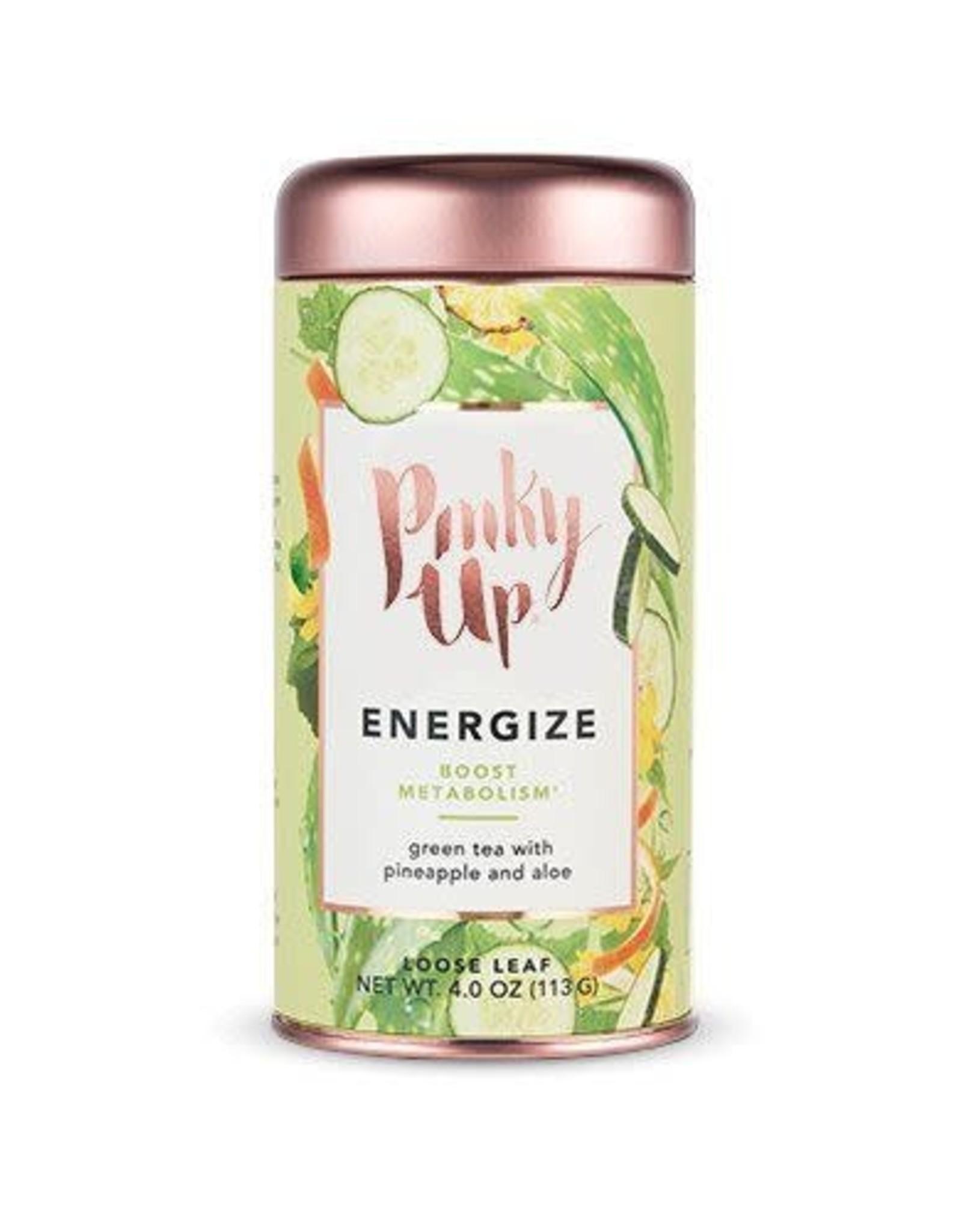 Pinky Up Pinky Up   Energize Loose Tea