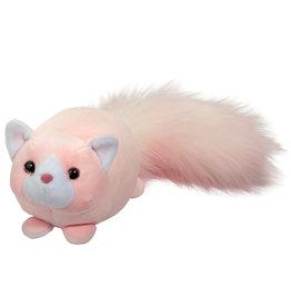 Pink Cat Macaroon