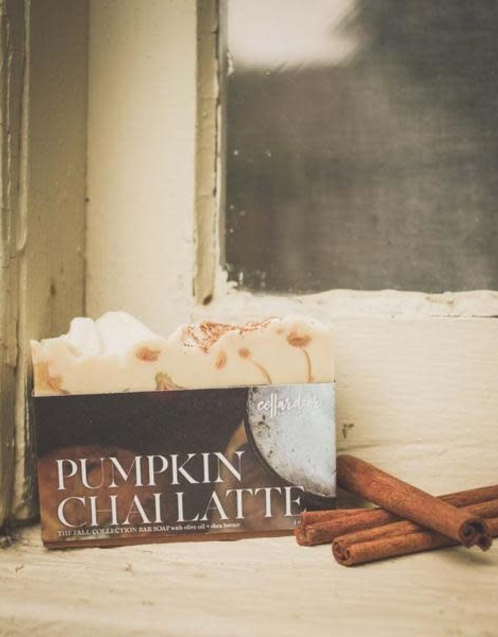 CellarDoor CellarDoor   Pumpkin Chai Latte Bar Soap